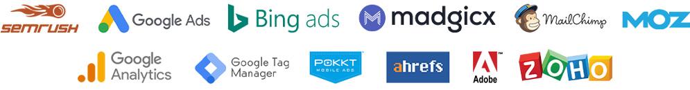 Kozmik Digital   360° Marketing Communication & Digital Marketing Agency   System Or Technology We Use