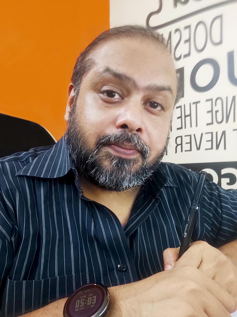 Rana A. Ahad • Managing Director • Kozmik Digital